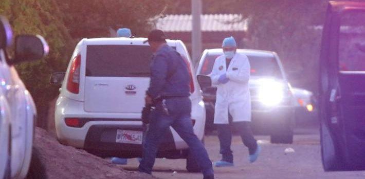 Matan a hombre a tiros en Hermosillo