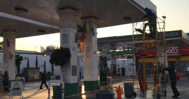 Compras de pánico pueden generar escasez de combustible: Pemex