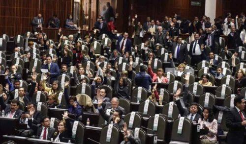 Con 348 votos a favor, aprueban en lo particular la Guardia Nacional