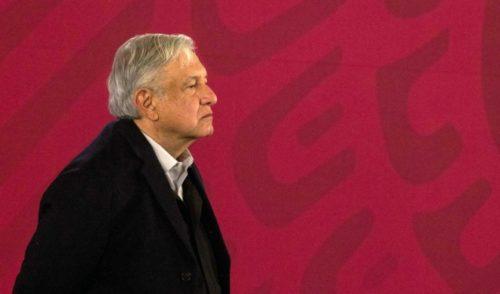 'Ofrezco disculpas si combate a corrupción causa sacrificios'