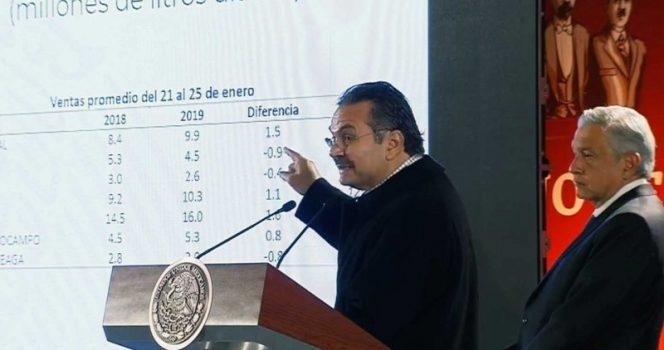 Reduce López Obrador 75.9% el huachicoleo con plan de seguridad