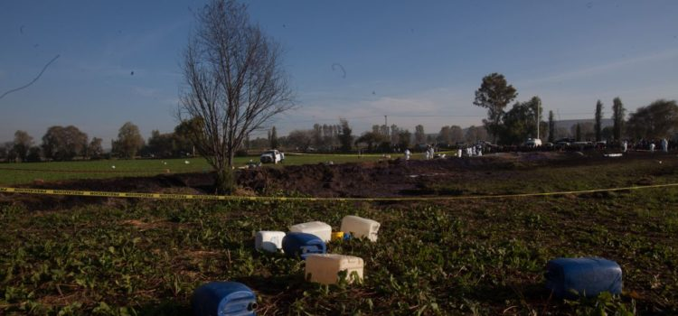 CNDH presenta queja por inacción del Ejército en la explosión de Hidalgo