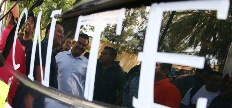 CNTE en Oaxaca inicia paro por adeudo de salarios; IEEPO niega falta de pago