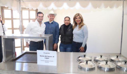 Entrega Gobernadora Pavlovich acciones de vivienda, educación e infraestructura en municipios de la sierra
