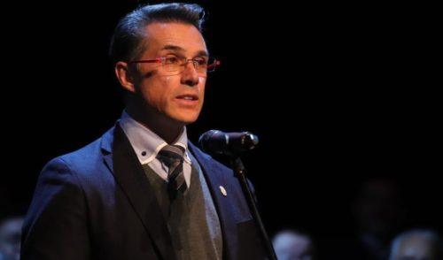 Sergio Mayer promete luchar por llevar la cultura a todos los mexicanos