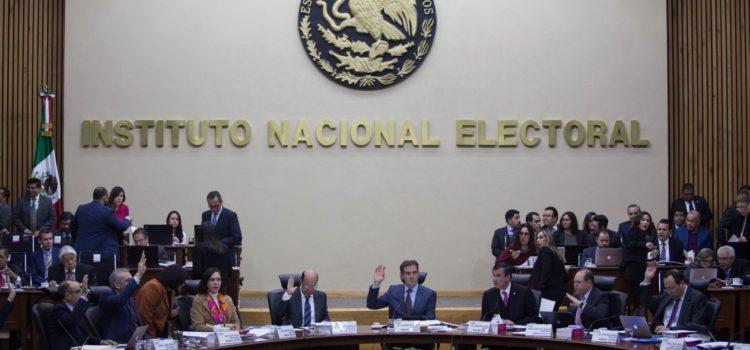INE usará ISR de empleados para financiar su participación en elecciones locales