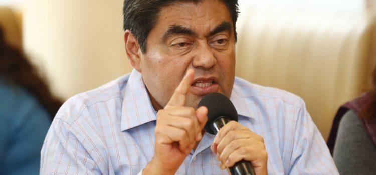 No estoy obsesionado con Puebla: Barbosa