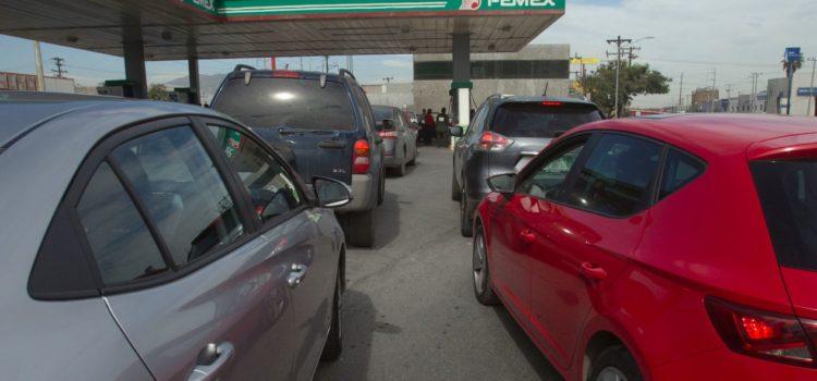 Guadalajara y Monterrey registran desabasto de gasolina