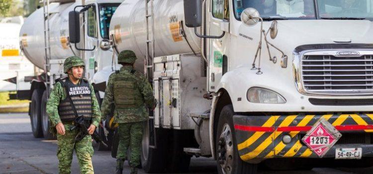 Defensa y Marina frustran intentos de sabotaje en ductos de Pemex