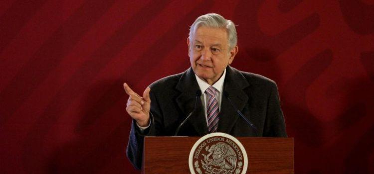 """""""Los vamos a sorprender"""", dice López Obrador al FMI sobre el PIB de México"""