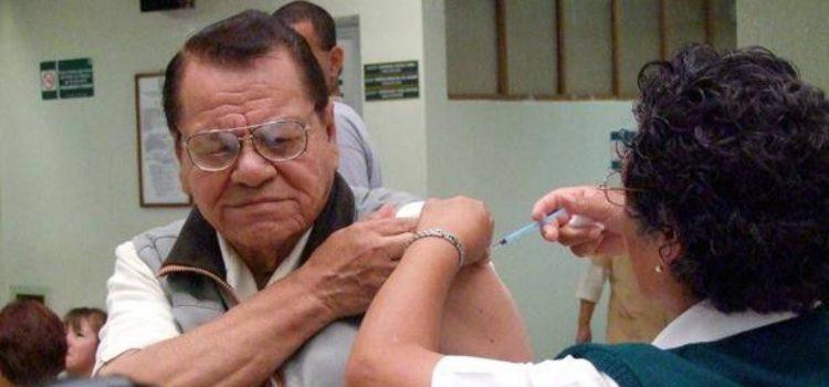 Reitera IMSS Sonora importancia de aplicarse la vacuna contra la influenza