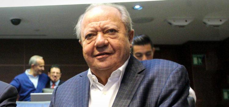 Romero Deschamps previene detención y se ampara