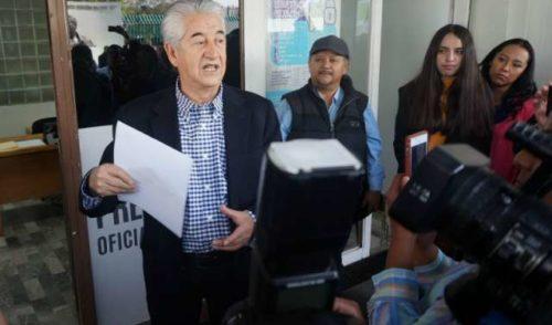 Ex priista busca registrar nuevo partido político ante el INE