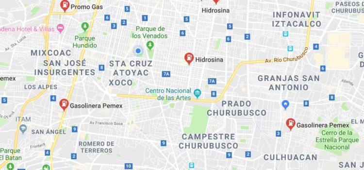 Activa Google Maps función sobre desabasto de gasolina
