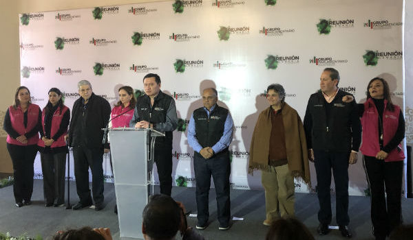 Si va la Guardia Nacional si hay cambios, como apoyos a municipios y estados, adelanta Osorio Chong