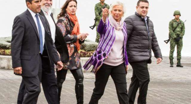 Sánchez Cordero y gobernadores se reunirán para definir estrategia ante desabasto de combustible