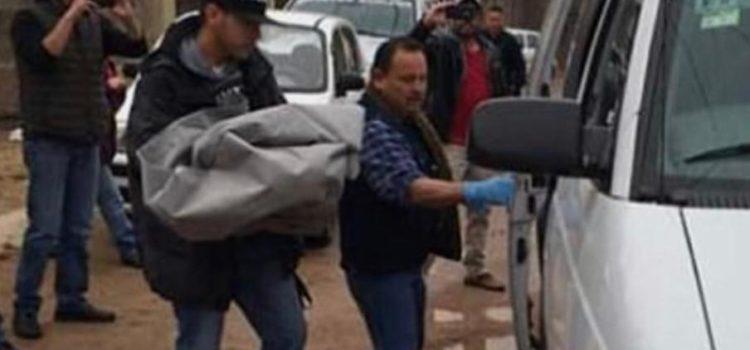 Encuentran cuerpo de menor en una mochila en Nogales