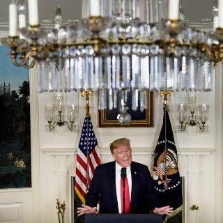 Trump ofrece alivio a beneficiarios del DACA a cambio del muro