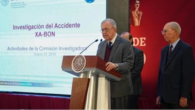 No se encontraron depósitos de gasolina robada en el NAICM: Jiménez Espriú