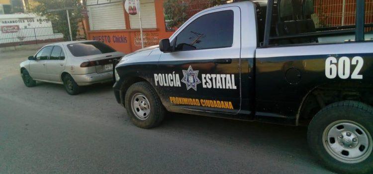 Recupera PESP 50 vehículos reportados robados