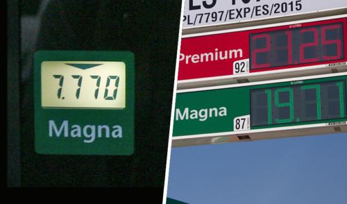 #10yearschallenge: así ha cambiado el precio de la gasolina, el peso y el salario mínimo