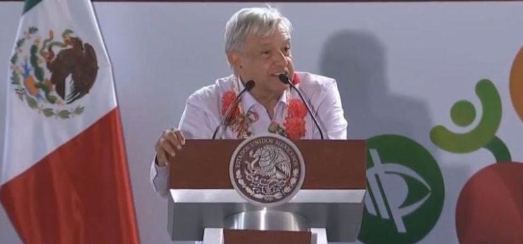 López Obrador inicia programa para personas con discapacidad