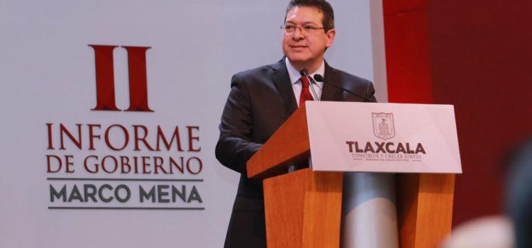 Gobernador de Tlaxcala veta Presupuesto de Egresos del estado