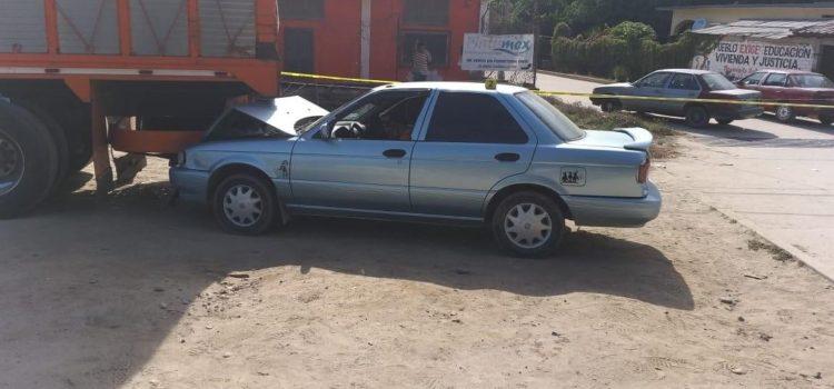 Asesinan a exdirigente de Morena en Oaxaca