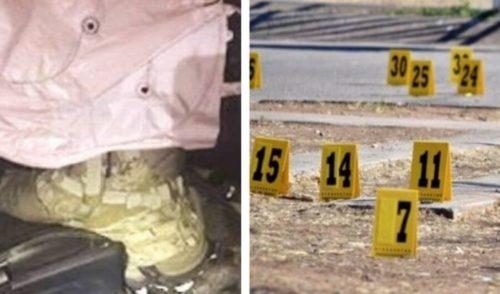 Balacera deja tres muertos y cuatro detenidos en Nuevo Laredo