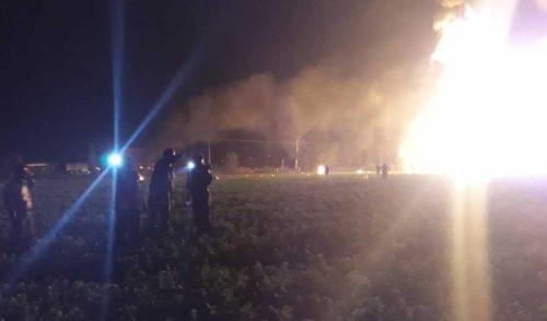 Hay al menos 65 personas desaparecidas tras explosión en Tlahuelilpan