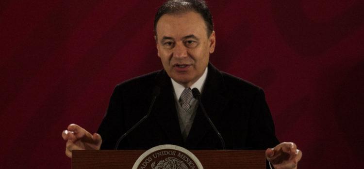 Investigan 16 empresas ligadas con el huchicoleo, anuncia Durazo