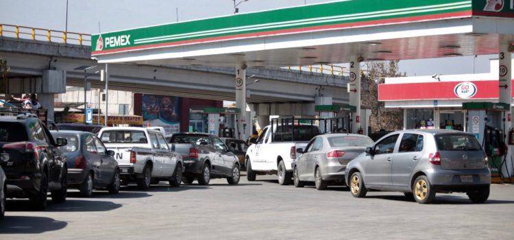 Exige el PRI rendir cuentas por escasez de combustible