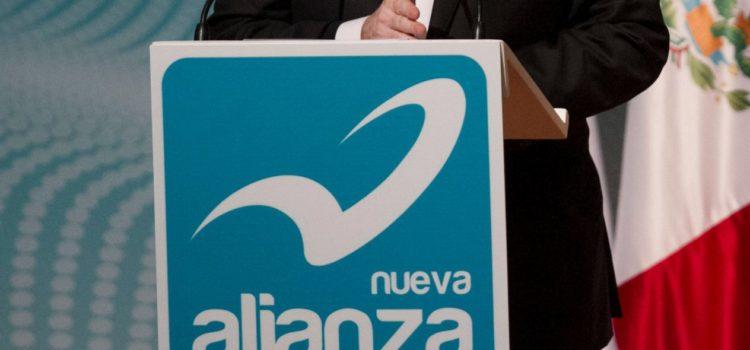 Nueva Alianza buscará de nueva cuenta su registro nacional