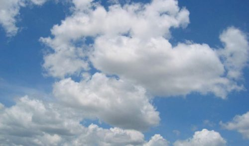 Continúan condiciones de cielo nublado en Sonora por flujo de nubosidad del pacífico
