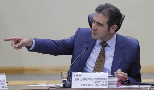 Elección en BC, sin riesgo pese a recorte presupuestal: Córdova