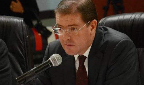 Detienen a ex titular de la OSF de Aguascalientes