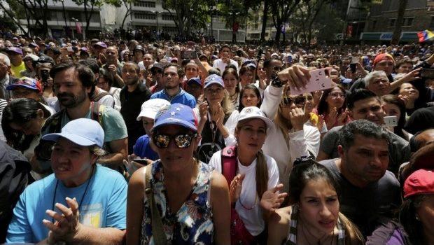 Suman 29 los muertos por protestas en Venezuela