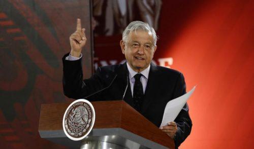 López Obrador plantea hacer consulta para saber si se enjuicia a ex presidentes