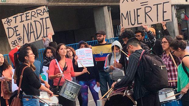 Caso de feminicidio desata xenofobia y crisis entre Ecuador y Venezuela