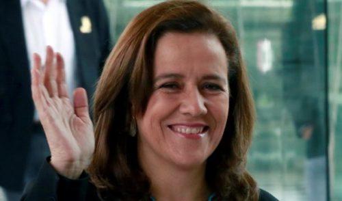 Margarita Zavala registra su asociación Libre para convertirla en partido político