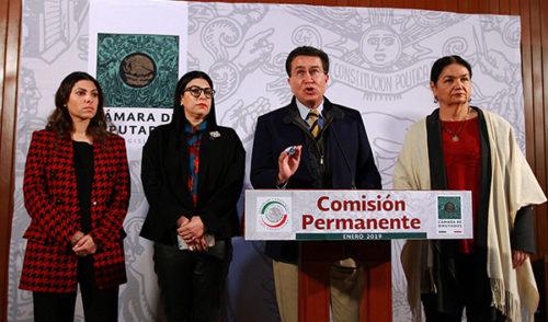 PRI exige al gobierno federal claridad en información sobre distribución de combustible