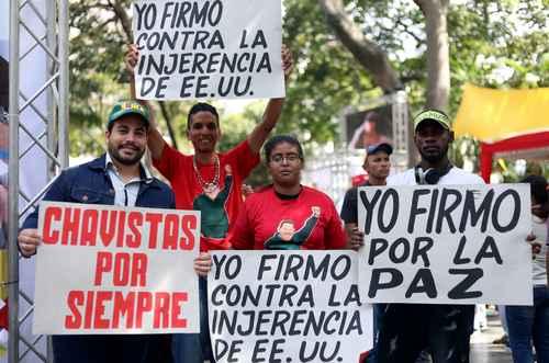 Si EU apuesta por una intervención militar, Venezuela se convertirá en el Vietnam de AL