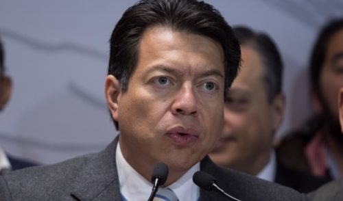 Dictamen de nueva Reforma Educativa, listo en dos semanas: Mario Delgado