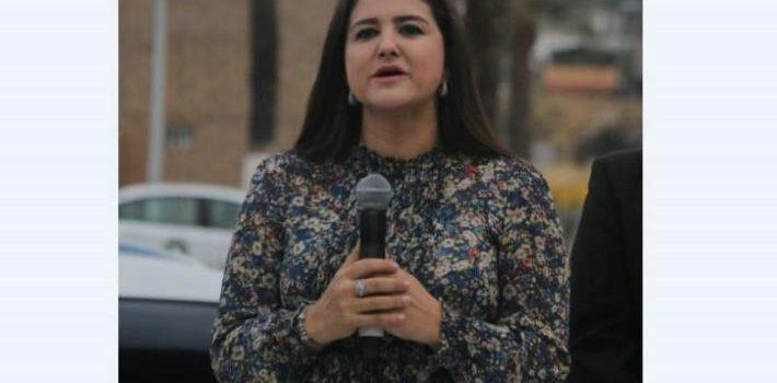 Célida López busca se liberen impuestos para pagar alumbrado