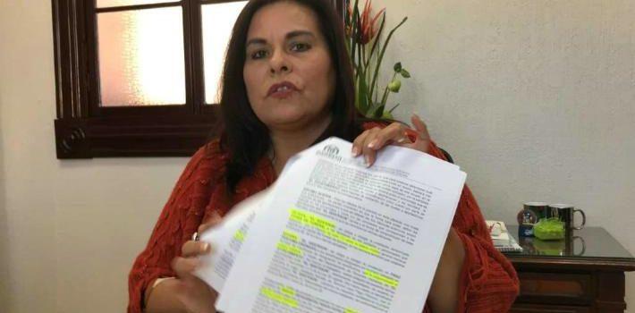 ISAF pide a Sara Valle aclarar observación