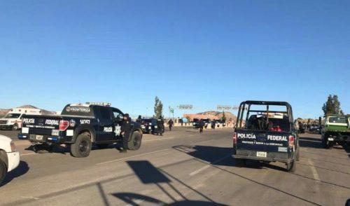 Refuerzan federales y militares ciudades del Sur de Sonora