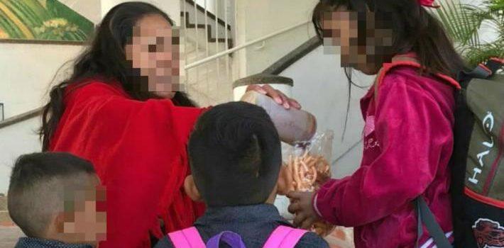 Padecen gastritis 30% de niños del Sur de Sonora