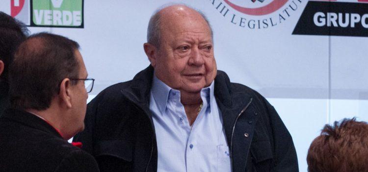 Defiende PRI a Deschamps y reprocha 'juicio apresurado' en su contra
