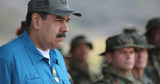 Maduro rechaza convocar elecciones o abandonar el poder