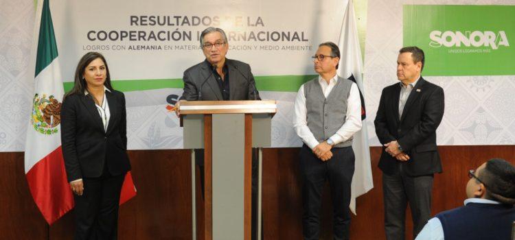 Buscará Gobernadora nuevos acuerdos comerciales y académicos con España